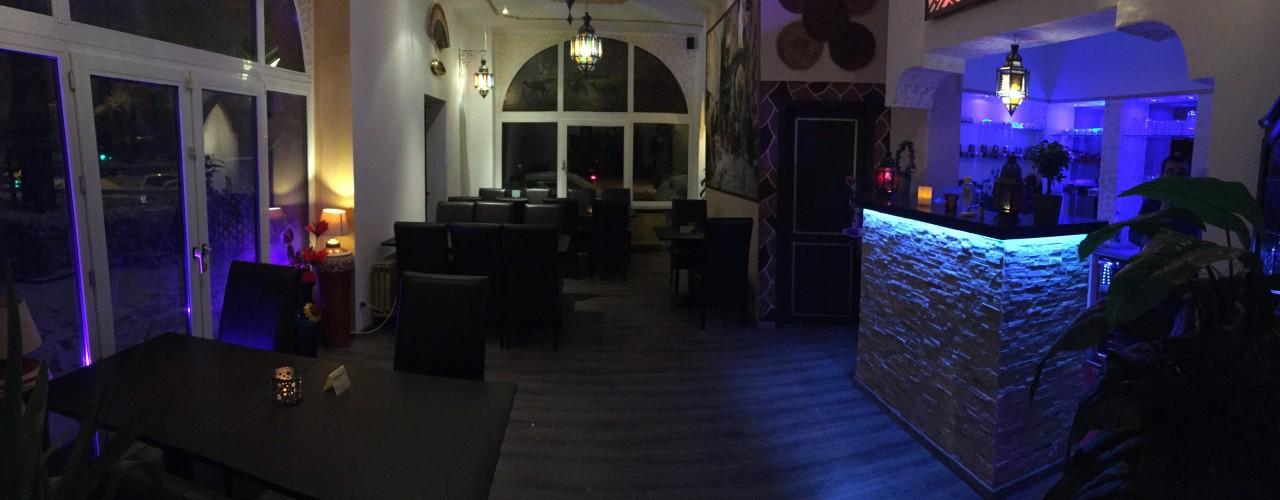 Al-Waha – Das orientalische Restaurant